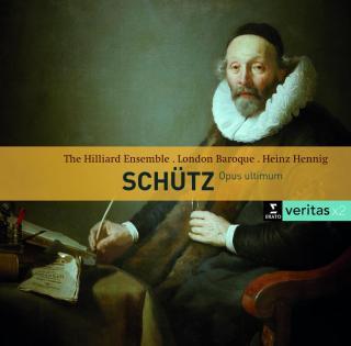 SCHUTZ: SCHWANENGESANG [CD album]